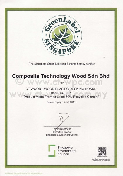 green-label-cert